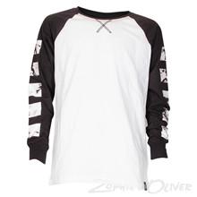 4511021 DWG Amok 021 T-shirt HVID