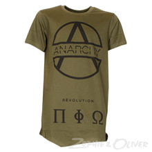 4209350 DWG Palmo 350 T-shirt ARMY