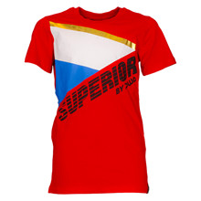 4503115 DWG Olympian 115 T-shirt RØD