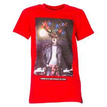 4410039 DWG Garth 039 T-shirt RØD