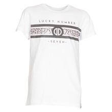 4502197 DWG Jarvis 197 T-shirt HVID