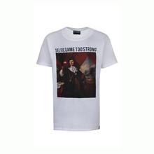 4710407 DWG Butler 407 T-shirt HVID
