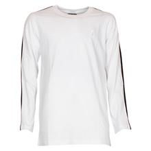4408410 DWG Baden 410 T-shirt L/Æ HVID