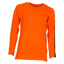 4408410 DWG Baden 410 T-shirt L/Æ ORANGE