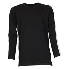 4408410 DWG Baden 410 T-shirt L/Æ SORT