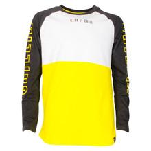4602262 DWG Cosmo 262 T-shirt L/Æ GUL