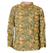 4302110 DWG Corey Hawaii Skjorte GRØN