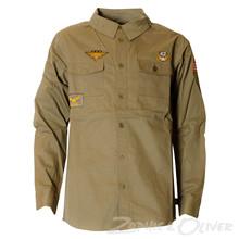 4207212 DWG Ejnar 212 Skjorte ARMY