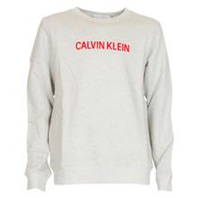 IB0IB00119 Calvin Klein Logo Sweat GRÅ