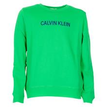 IB0IB00119 Calvin Klein Logo Sweat GRØN