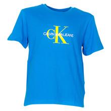 IB0IB00136 Calvin Klein T-shirt BLÅ