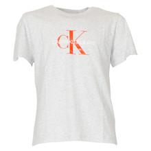 IB0IB00136 Calvin Klein T-shirt GRÅ