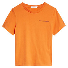 IB0IB00456 Calvin Klein T-shirt ORANGE