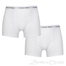 B70B792000 Calvin Klein Boxer 2pk HVID