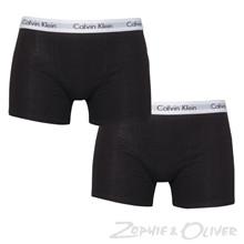 B70B792000 Calvin Klein Boxer 2pk SORT
