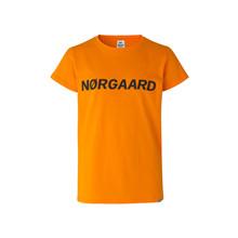 101730 Mads Nørgaard T-shirt ORANGE