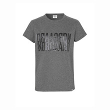 101837 Mads Nørgaard Tuvina T-shirt KOKSGRÅ