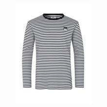 101840 Mads Nørgaard Tobino T-shirt STRIBET