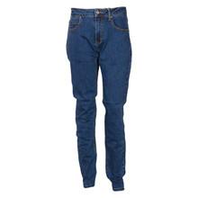 1934-310 Grunt Stay Jeans  BLÅ