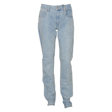 1934-307 Grunt Stay Jeans Washed LYS BLÅ