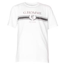1844-303 Gruint Bishad T-shirt HVID
