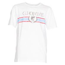 1924-102 Grunt Norman T-shirt LYS BLÅ