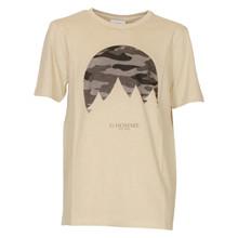 1934-103 Grunt Neel T-shirt Off white