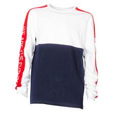 1844-304 Grunt Bille T-shirt L/Æ MULTI