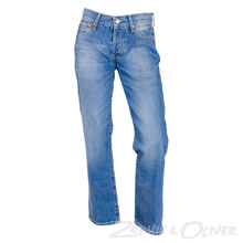 NK22017 Levis 501 Original Jeans BLÅ