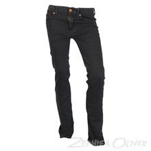NK22107 Levis 510 Skinny Jeans SORT