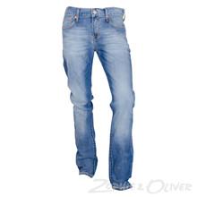 NK22627 Levis 520 Extr. Taper Jeans BLÅ