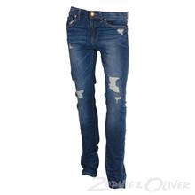 NK22287 Levis 519 Ext. skinny jeans BLÅ