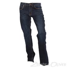 NL22497 Levis 511 Slim Jeans MØRKEBLÅ