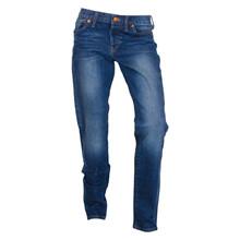 NM22427 Levis 501 Skinny Jeans MØRKEBLÅ
