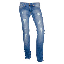 NM22267 Levis 512 Slim Taper jeans BLÅ