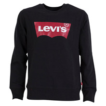 9E9079 Levis Crew Sweat SORT