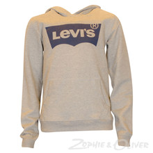 N91503A Levis Sweatshirt GRÅ