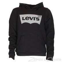 N91503A Levis Sweatshirt SORT