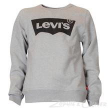 N91500J Levis Sweatshirt u. zip GRÅ