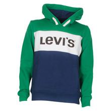 NM15017 Levis Blocky Sweatshirt GRØN
