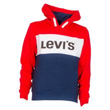 NM15017 Levis Blocky Sweatshirt RØD
