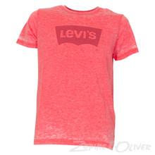 NL10167 Levis Burny T-shirt RØD