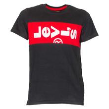 NN10007 Levis T-shirt SORT
