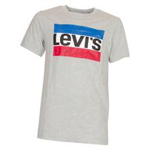 9E8568 Levis T-shirt  GRÅ