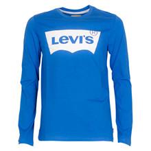 N91005H Levis Logo T-shirt COBOLT