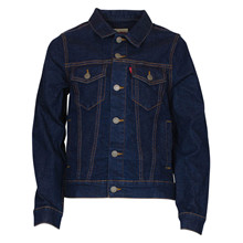 NL40057 Levis Trucker Denim Jacket BLÅ