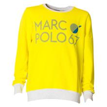 1826353 Marco Polo Sweatshirt GUL