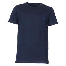 0001101 Marco Polo T-shirt MARINE