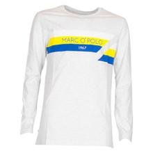 1826351 Marco Polo T-shirt L/Æ GRÅ