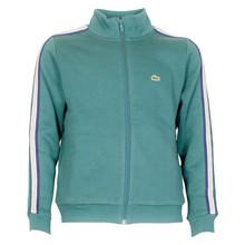 SJ9014 Lacoste Sweatshirt m. Zip GRØN